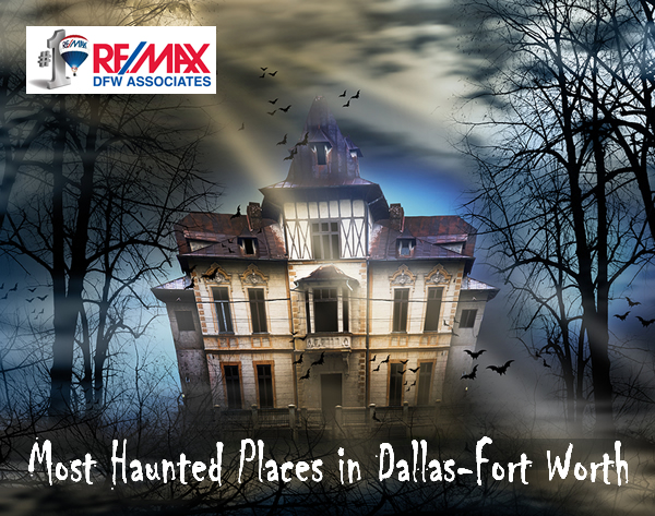 Finding a Haunted House in Dallas