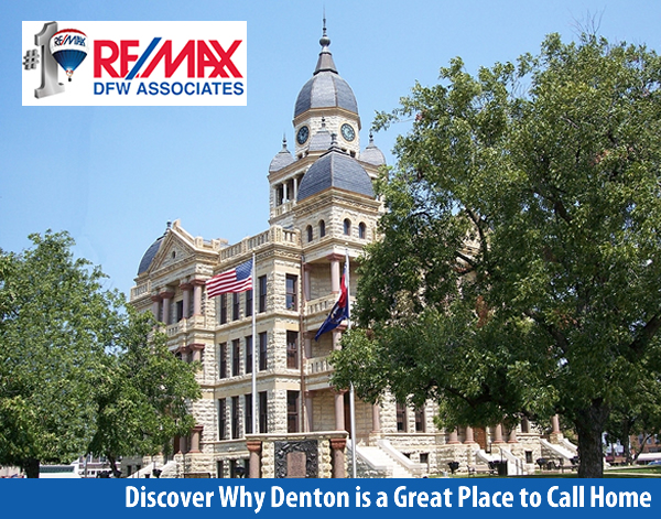 Buying a home in Denton TX