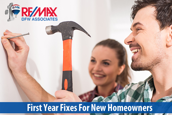 First time home buyer fixes