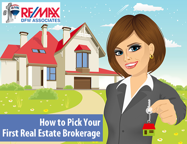 How to pick the right real estate brokerage