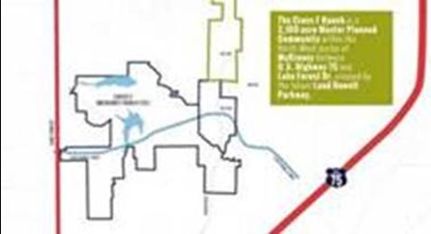 McKinney Development - 6,000 Single Family Homes