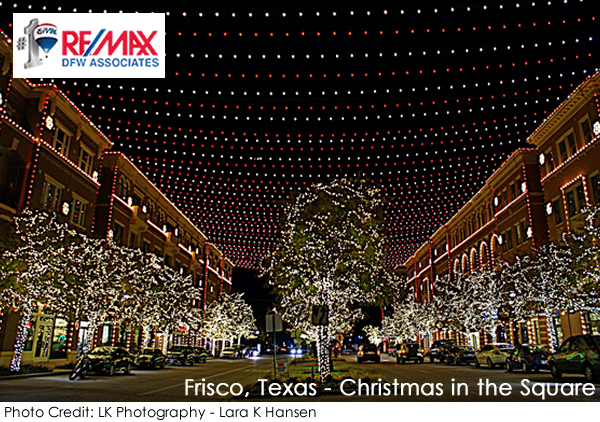 Frisco TX Christmas
