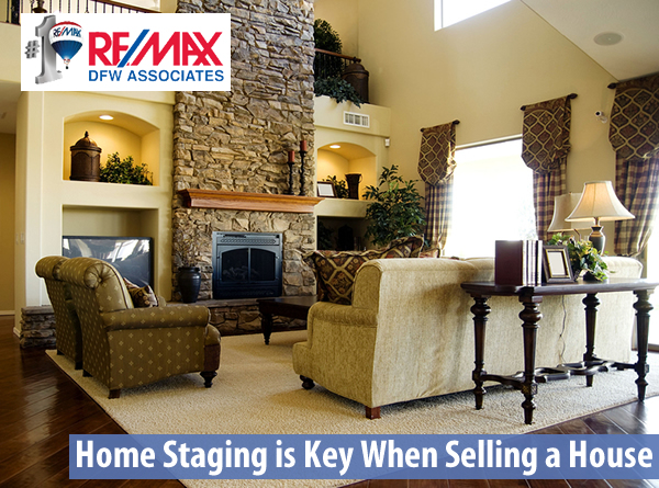 Home Staging Key to Selling a House