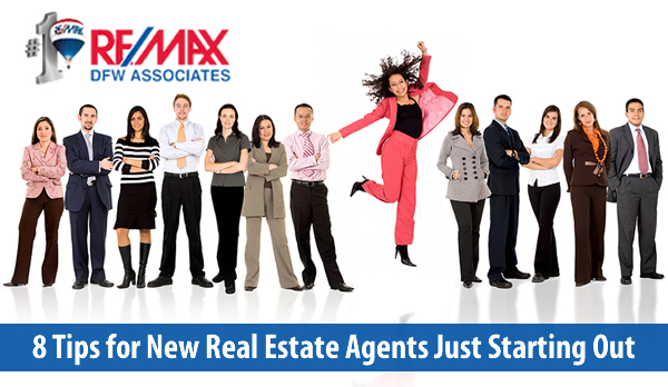8 Tips for New Real Estate Agents