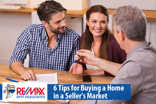 Buying Home Sellers Market