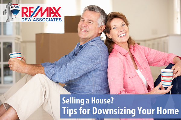 Selling a House - Tips for Downsizing
