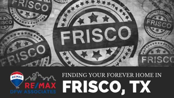 Frisco TX Forever Home