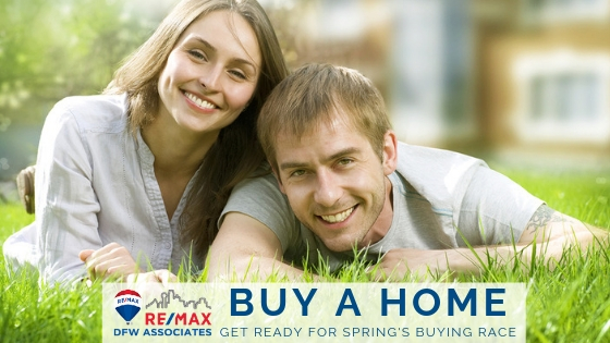 Spring Home Buying-RE/MAX DFW Associates