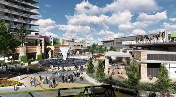 Grandscape to Get New 100-Acre Centerpiece to Create a Place 'like no other'