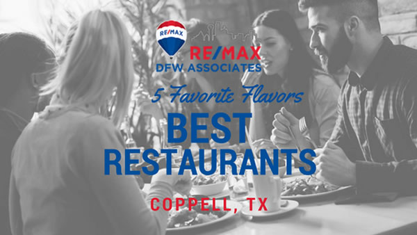 Coppell Texas Restaurants