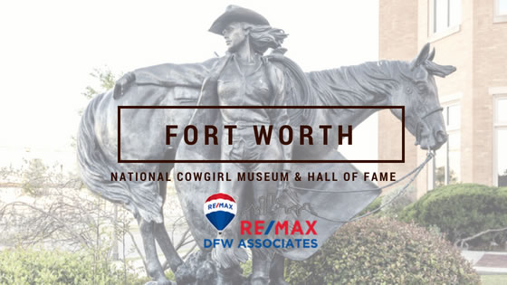 Fort Worth Cowgirl Hall of Fame